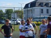 III Ogólnodiecezjalne Mistrzostwa Liturgicznej Służby Ołtarza w Piłce Nożnej