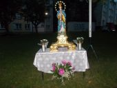 Plenerowe nabożeństwa majowe