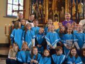 Rekolekcje parafialne i przyjęcie do scholi