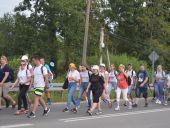 Wejście grupy św. Urszuli do Mrowli