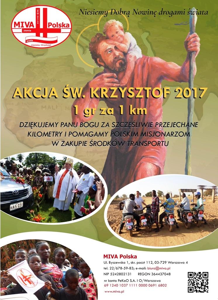 Akcja św. Krzysztof 2017
